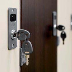 serratura armadietto con chiave