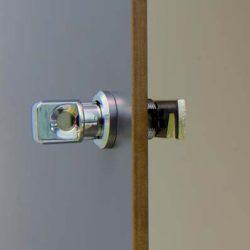 serratura senza porta numero