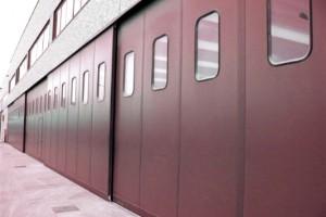 chiusure industriali grandi dimensioni Campeotto Torino