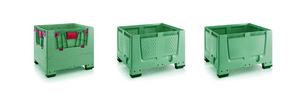 contenitori industriali plastica formato pallet