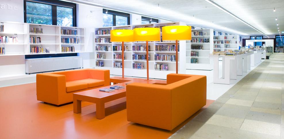 Scaffalature Per Biblioteca.Archiviazione Biblioteca Campeotto
