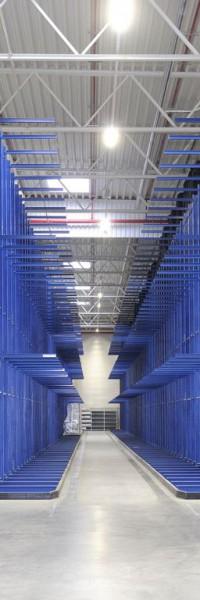 scaffalature industriali cantilever Torino