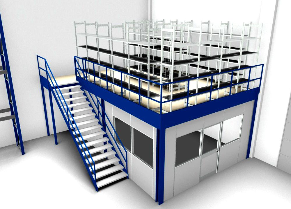 soppalco rendering