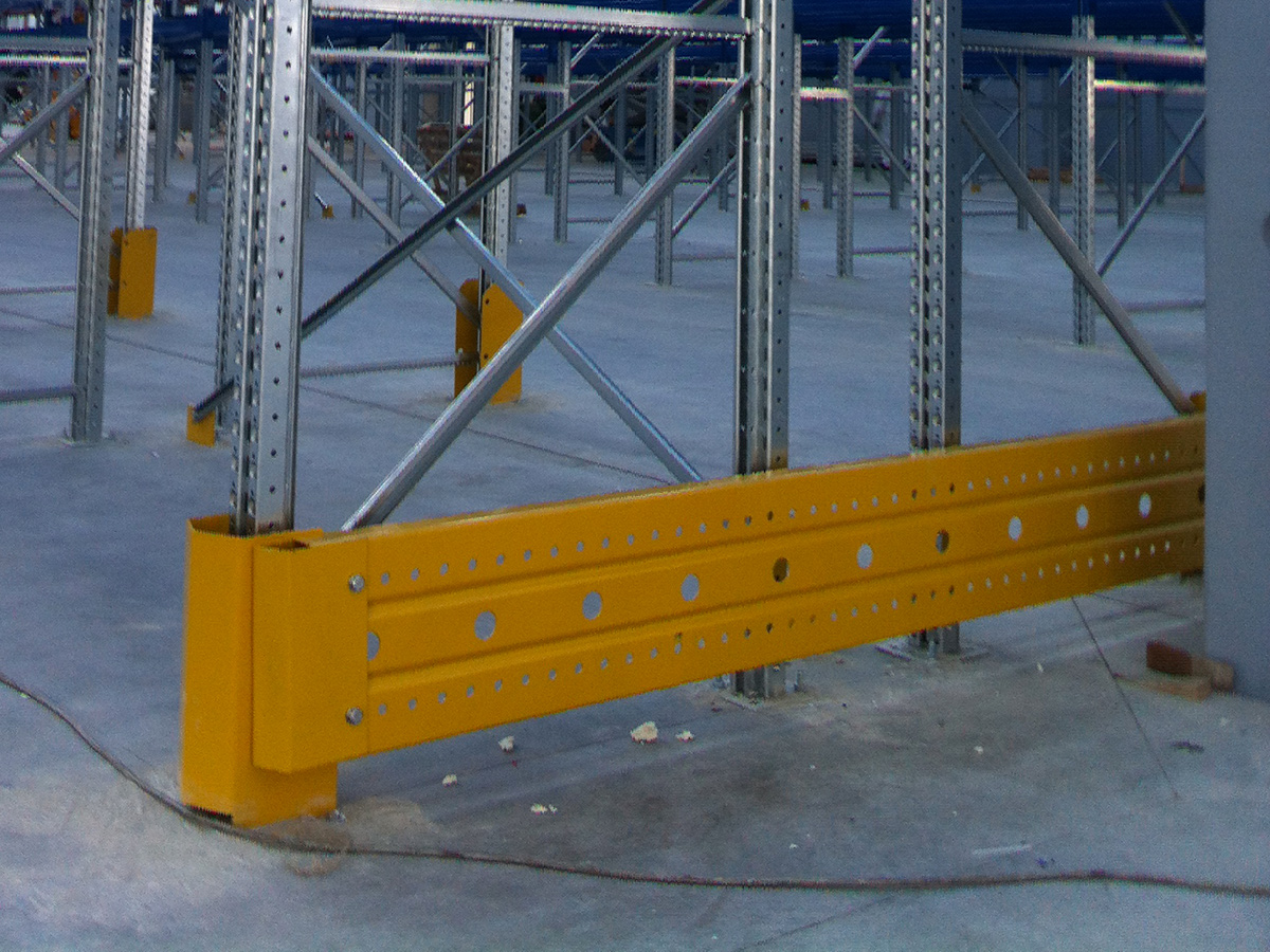 guard rail carpenteria