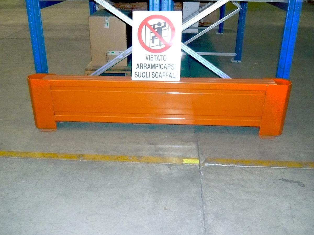 guard rail metallici