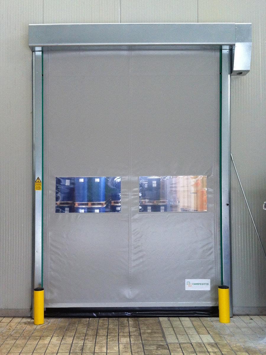 guard rail porta scorrevole