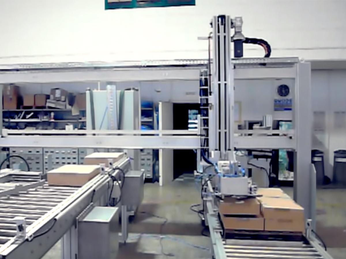 pallettizzatori robotici